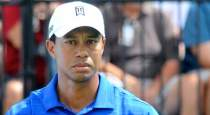 Tiger Woods bei 'Living Golf'